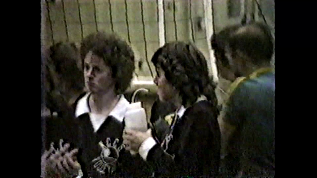 NAC - NCCS Volleyball part one  - 1983