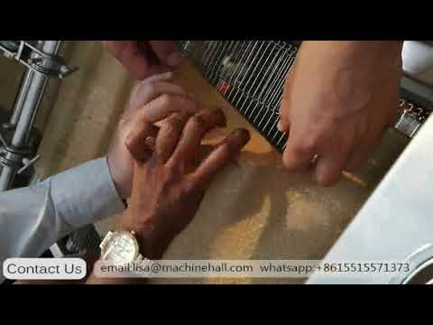 How to Make Injera|Ethiopian Flat Bread Making Machine For Sale