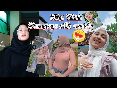 Ukhti Tiktok Damage Nya Emang Beda   Kompilasi Video Tiktok Ukhti