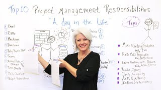 Top 10 Project Management Responsibilities - Project Management Training