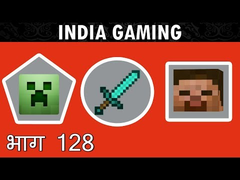 MINECRAFT : Hindi Gaming No. 128 • Pyramid Penthouse 1.12