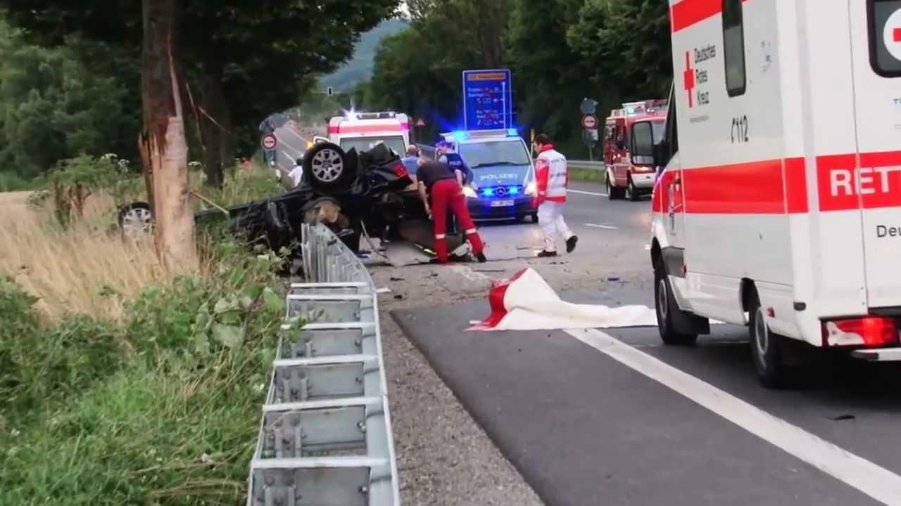 Unfall Heppenheim