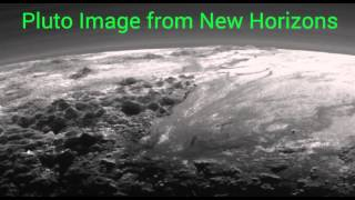 Anomalies on Pluto. It's solar system wide!