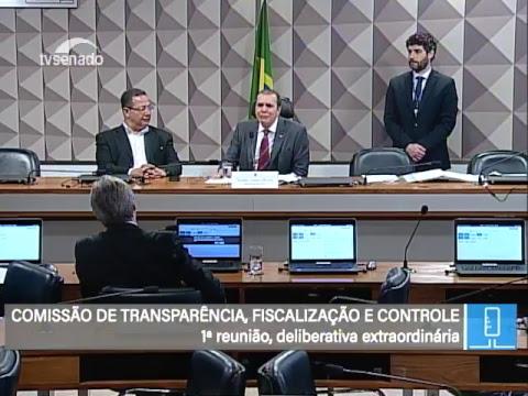 CTFC - Votações - TV Senado ao vivo - 28/02/2018