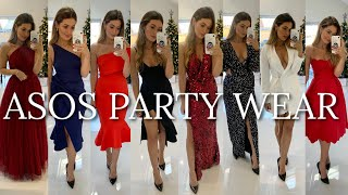 ASOS PARTY WEAR / NEW YEARS EVE DRESSES WINTER HAUL | MODEL MOUTH