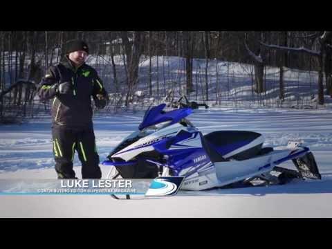 TEST RIDE: 2015 Yamaha SR Viper X-TX