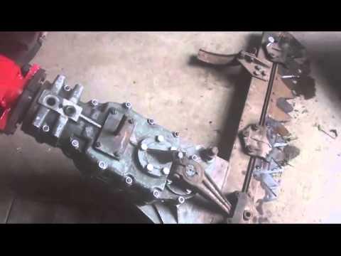 Мотоблок МТЗ 08-МТ. С сегментной навесной косилкой КН-1.