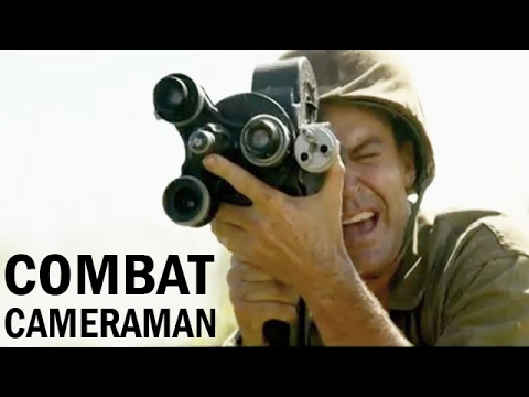 Combat Cameraman - One of the Most Dangerous Military Jobs | US Army Documentary | 1952