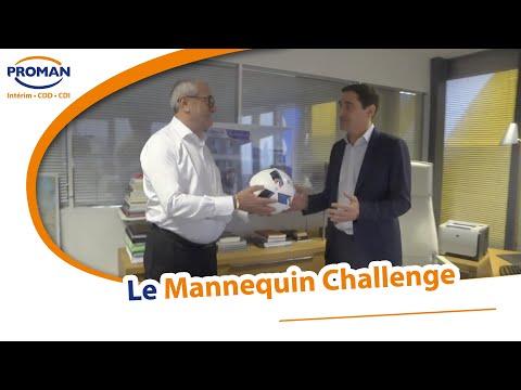 Mannequin Challenge Proman