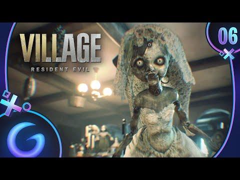 RESIDENT EVIL 8 VILLAGE FR #6 : La Maison de l'Horreur !