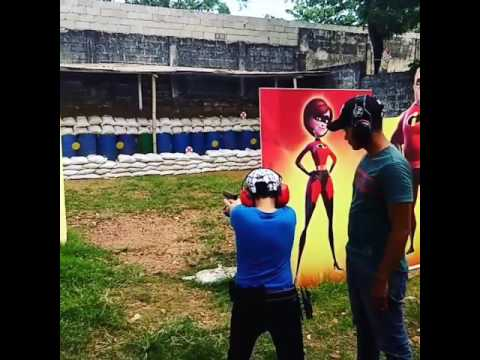 lance first firing in camp delagado iloilo city
