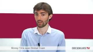 Global Exam, la plateforme d'entraînement aux examens de langue en ligne !