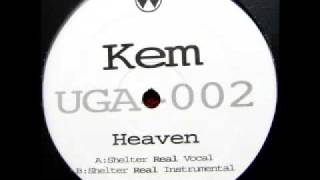 "Kem ""Heaven"" (Scott Wozniak & Timmy Regisford Shelter Mix)"