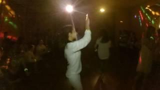 Взрыв танцпола лезгинкой до обрушения штукатурки