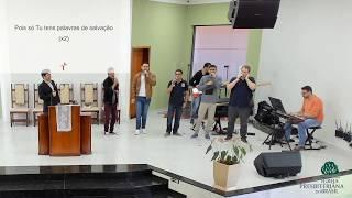 Live EBD 10-05 Rev Paulo Teixeira e Cultus Vocal