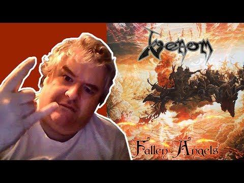 Fallen Angels by Venom (music review)