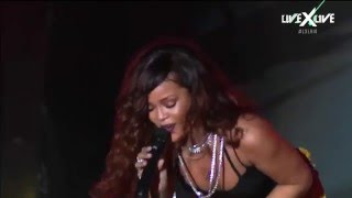 rihanna live your life live at rock in rio 2015 hd