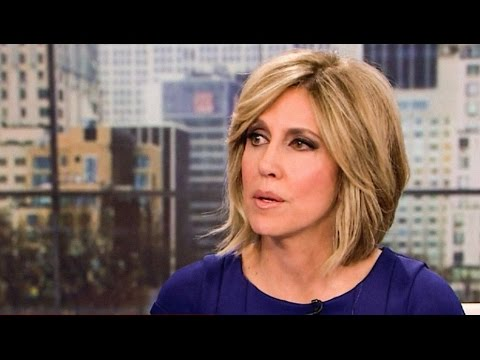 CNN FOX Camerota: Roger Ailes Sexually harassed me   He wanted her to go to a hotel for promotion