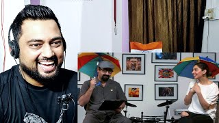 Mahira Khan Funny Interview With Voice Over Man | Indian Reactions