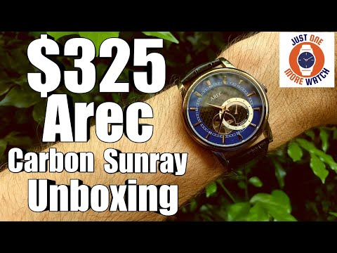 Carbon! Sunburst! Skeletonisation! Its All Happening Here. The Arec Carbon Sunray