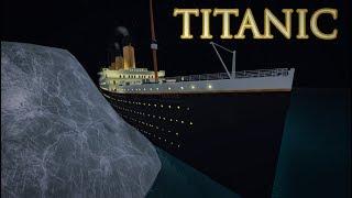Roblox Titanic Movie: The Collision Part 2
