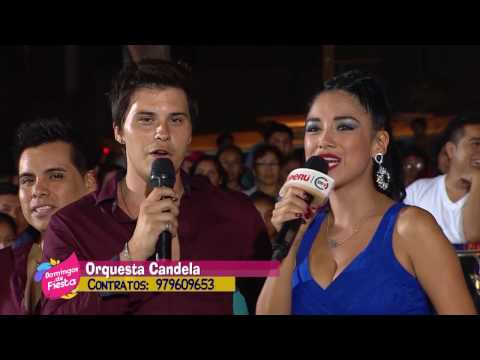 Orquesta Candela - Domingos de fiesta 2017  CONCIERTO EN VIVO FULL HD