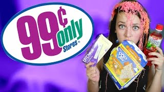 One of Alexis G. Zall's most viewed videos: 99¢ STORE PRODUCT TESTING!