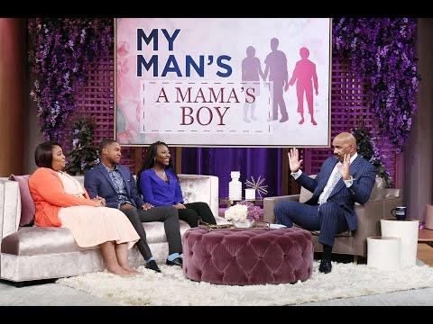 Dear Mama's Boy, It's Time to Man Up! || STEVE HARVEY