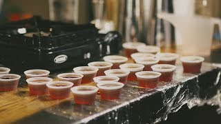 The Classiest Jello Shot on the Planet