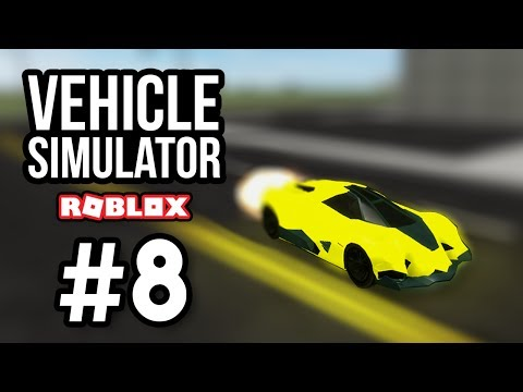 FASTEST CAR IN THE GAME - Roblox Vehicle Simulator #8