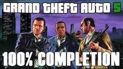GTA V - 100% Completion Walkthrough