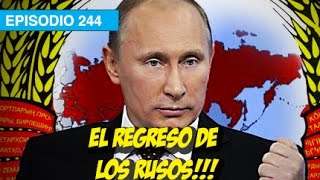 El Regreso de Los Rusos l whatdafaqshow.com