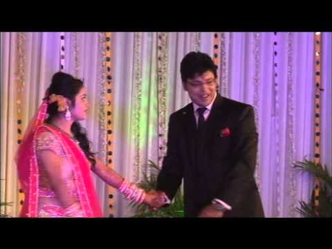 Saumya and Ayush Best Sangeet & Wedding Dance Performance