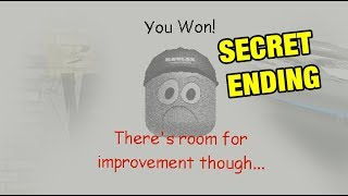 BALDI'S BASICS ROBLOX MOD SECRET ENDING