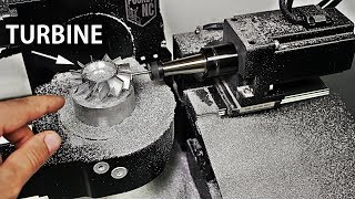 World's Smallest 5 Axis Milling Machine - Pocket NC V2