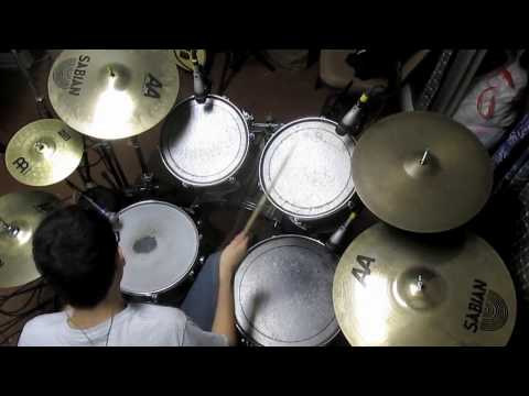【IA】Six Trillion Years and Overnight Story~Kemu[Drums Cover]【叩いてみた】