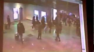 Домодедово Момент Взрыва