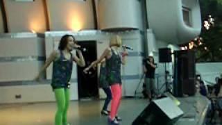 2010 8/21(sat)に行われた『B BOY PARK 2010』 YA-KYIMのLiveの模様です...