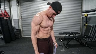 PHYSIQUE CHECK | Guess my body fat % | Winter Shredding Ep. 14