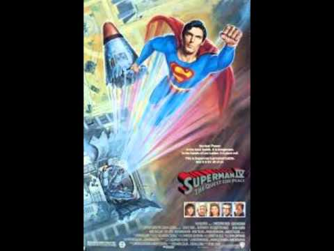 Superman IV The Quest For Peace (Full Soundtrack Edited)