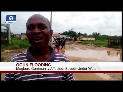 Magboro Affected By Ogun Flood As Residents Cry Out |Eyewitness Report|