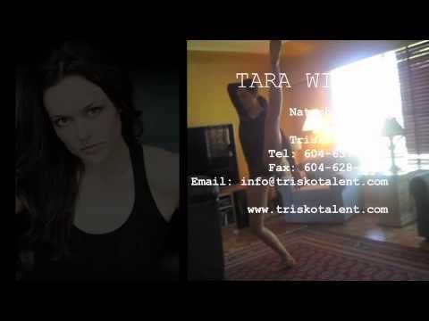 Tara Wilson  Dance Demo Reel