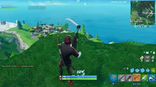 Fortnite free kill Snipe 167m