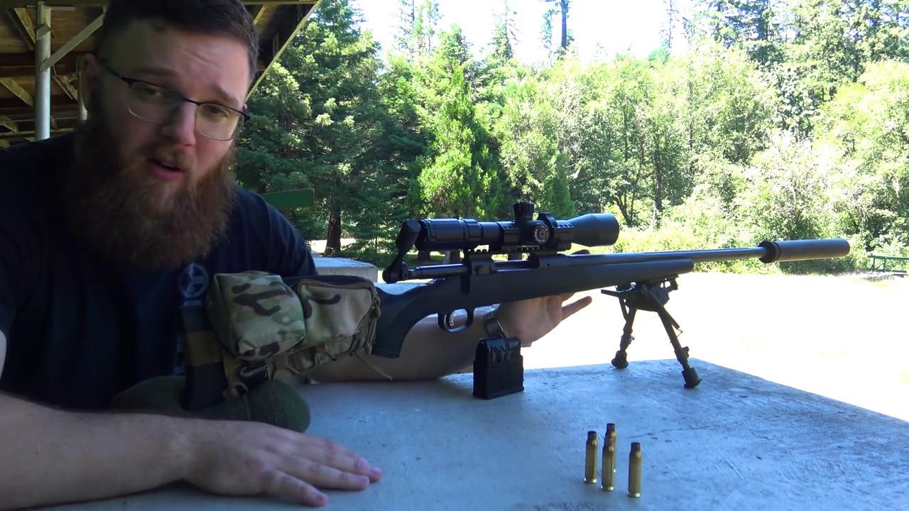 Subsonic Ammo from Discreet Ballistics