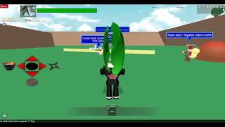 Roblox - Naruto Shippuden Ultimate Ninja Storm 3 Part 4