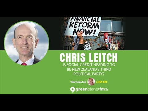 Chris Leitch: Is Social Credit heading to be New Zealand's third political party?