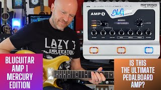 BluGuitar Amp 1 Mercury Edition - Is This The Ultimate Gigging Amp?