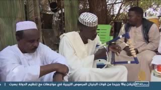 الطنبور آلة موسيقية سودانية شعبية لا غنى عنها