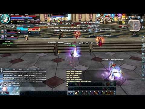 Sinz ~ templar ~ rohan online  power arena