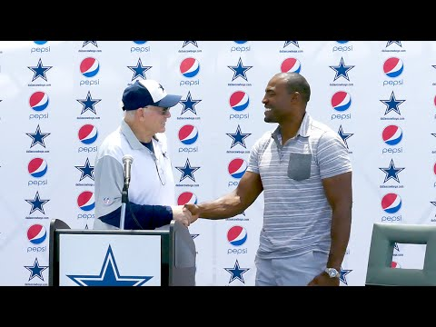 Dallas Cowboys announce addition of Darren Woodson to the Ring of Honor